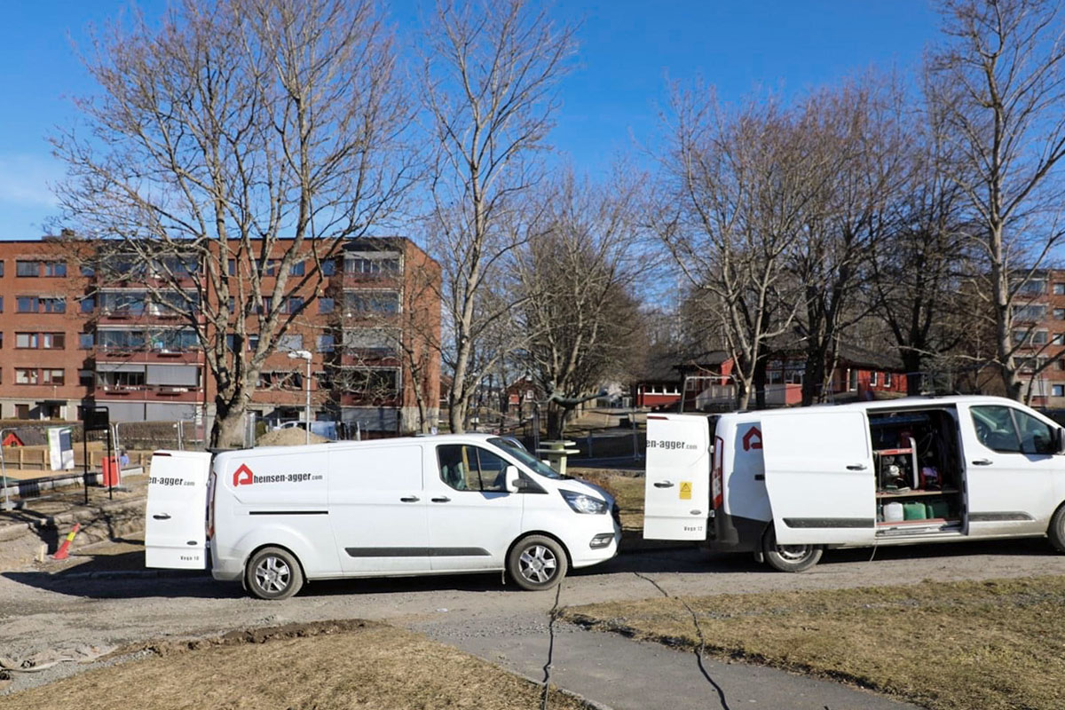 Haugerud Boligforening – kunde Fortum Oslo Varme